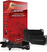 Omega OLRSBM1 Omega OLRSBM1 Stand-Alone Remote Start Solution for BMW and Mini 2005 - Up