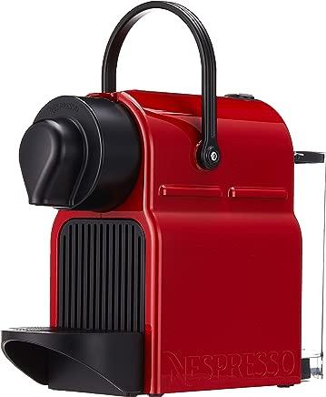 Nespresso Inissia Coffee Maker, Ruby Red