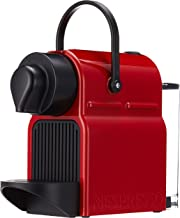 Nespresso Inissia Coffee Maker, Ruby Red