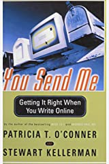 You Send Me: Getting It Right When You Write Online School & Library Binding