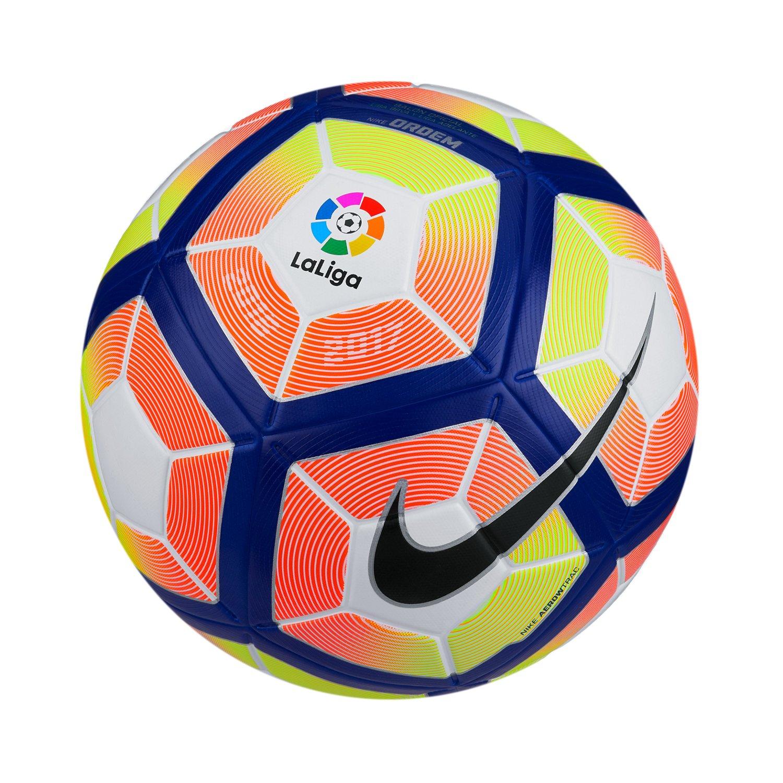 Nike la Liga BBVA Orden 4 Bola (5): Amazon.es: Deportes y aire libre