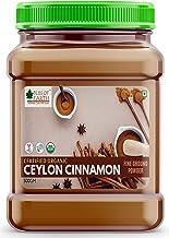 Bliss of Earth 500gm USDA Ceylon Cinnamon Powder Organic For Weight Loss, Drinking & Cooking, Dal Chini Powder
