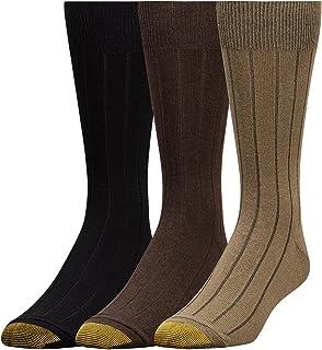 Gold Toe Men's Casual Sock (Pack of 3)