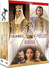 Isabel + La corona partida + Carlos, Rey Emperador [DVD]