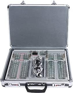 UCanSee 104 Trial Lens Set Metal Rim Aluminum Case Free Trial Frame