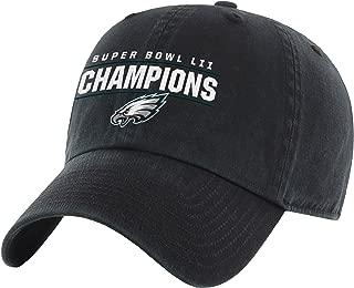 NFL Men's OTS Super Bowl 52 Champions Challenger Adjustable Hat