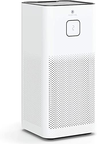 Medify MA-50 Air Purifier with H13 True HEPA Filter with UV   1100 sq ft Coverage   for Smoke, Smokers, Dust, Odors, ...