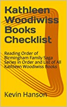 Kathleen Woodiwiss Books Checklist: Reading Order of Birmingham Family Saga Series in Order and List of All Kathleen Woodiwiss Books