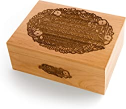 handmade wooden gift boxes