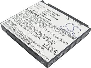 Replacement Battery for LG KF350, KF350 Ice Cream, KP500 Part NO LGIP-470R, SBPL0096501, SBPL0096502
