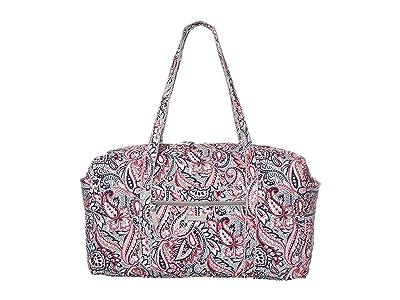 Vera Bradley Large Travel Duffel (Gramercy Paisley) Duffel Bags