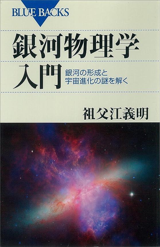 リッチ年金受給者焦げ銀河物理学入門 銀河の形成と宇宙進化の謎を解く (ブルーバックス)