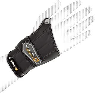 Shock Doctor Black Wrist Sleeve-Wrap Support