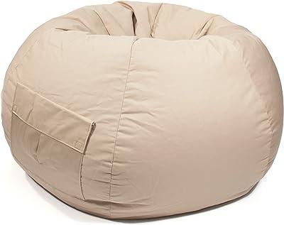 Amazon Com Chill Sack Bean Bag Chair Giant 8 Memory