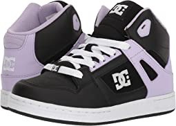 DC Kids Pure High-Top (Little Kid/Big Kid)