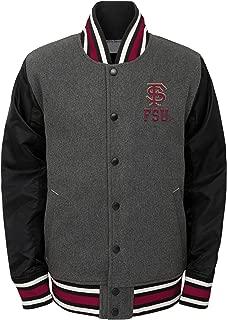 NCAA Youth Boys Letterman Varsity Jacket