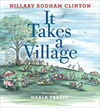 It Takes a Village: Picture Book (With Audio Recording)