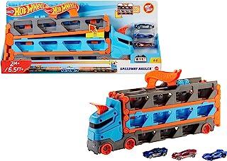 Hot Wheels Speedway Hauler Storage Carrier