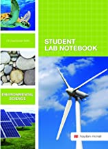 Environmental Science Student Lab Notebook: 70 Carbonless Duplicate Sets