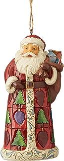 Enesco Jim Shore Heartwood Creek Santa W/Toy Bag HO