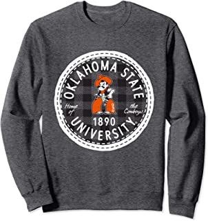 Oklahoma State University NCAA Women`s Sweatshirt 1709CS05