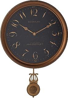 Howard Miller 620-449 Paris Night Wall Clock