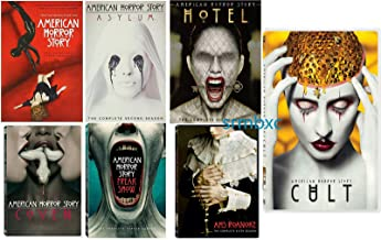 American Horror Story: Complete Series Seasons 1-7 DVD