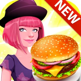 Cooking Games Chef Restaurant: Burger Rescue Fever