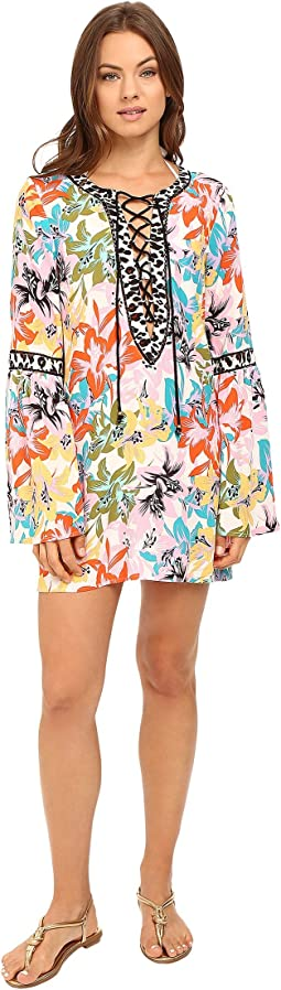Copa Cubana Covers Tunic Cover-Up