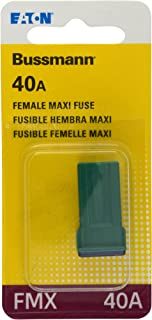 Bussmann (BP/FMX-40-RP) Green 40 Amp Female Maxi Fuse