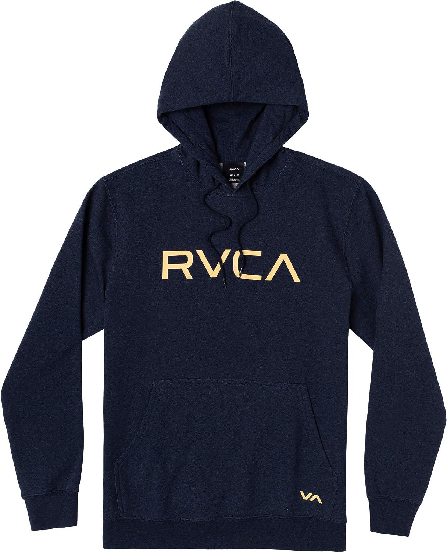 RVCA Boys' Graphic Pullover Fleece Hoodie