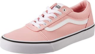 Vans Girl's Ward Canvas Sneaker