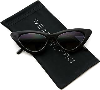 9c9deaee221c97 Amazon.com  Cat Eye - Sunglasses   Sunglasses   Eyewear Accessories ...