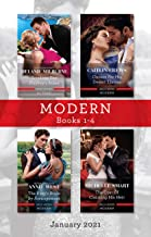 Modern Box Set 1-4 Jan 2021/Breaking the Playboy's Rules/Chosen for His Desert Throne/The King's Bride by Arrangement/The ...