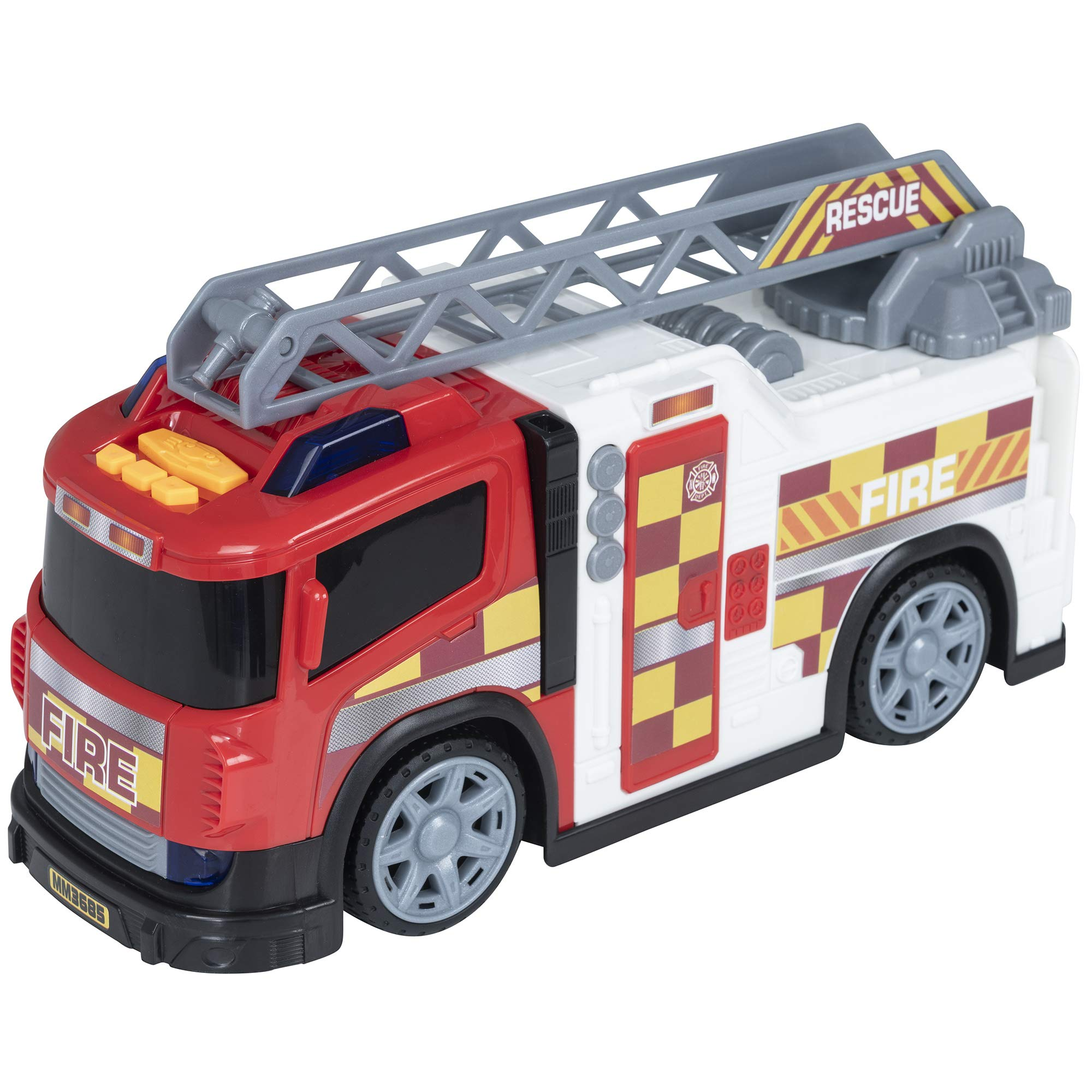 teamsterz city emergency vehicle Fire And Rescue