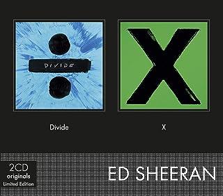 Ed Sheeran - Divide (Limited Edition) &  X (Coffrets) (2 CD)