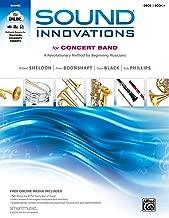 Sound Innovations for Concert Band, Bk 1: A Revolutionary Method for Beginning Musicians (Oboe), Book & Online Media