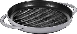 Staub Pure Grill, Graphite Grey, 10 - Graphite Grey (1203018)