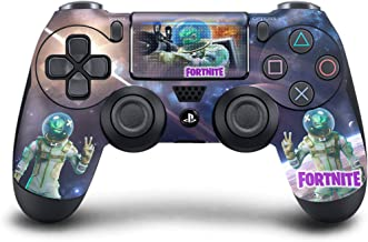PS4 DualShock Wireless Controller Pro Console (Fortnite) (1 - Pack)