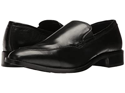 Cole Haan Lenox Hill Venetian (Black Nappa Leather) Men