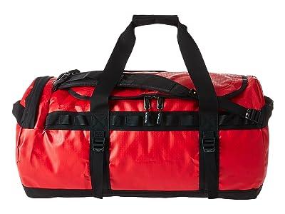 The North Face Base Camp Duffel Medium (TNF Red/TNF Black) Duffel Bags