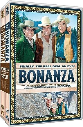 Bonanza: Season 8, Volume One & Two
