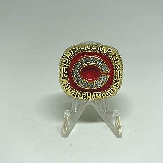 1990 reds world series ring