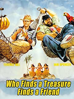 Who Finds a Friend Finds a Treasure