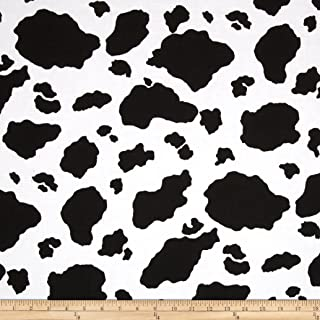 Best cow print fabric cotton Reviews