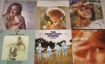 PERCY FAITH [6 Album Lot] The Beatles Album, Jealously, Joy, Windmills Of Your Mind, Bouquet & Day By Day (Strings, Orchestra & Singers)