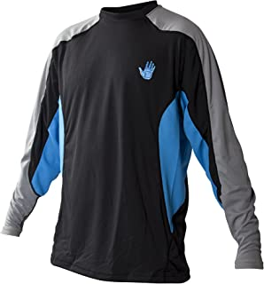 Body Glove Men's Performance Loose Fit Long Sleeve Shirt