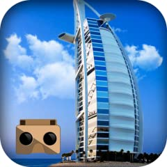 Amazing and Realistic View of Dubai Beach Gyro-meter based 360 degree rotation Realistic sounds Easy controls, simply look where you want to go Compatible with VR glasses such as Google Cardboard VR and 4DUD Developed for high end phones which have G...