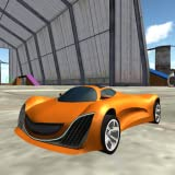 Industrial Area Car Jumping 3D - Car Stunt Game