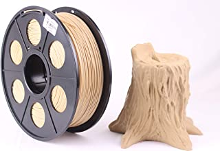 WOL 3D Premium 1.75mm Wood 3D Filament
